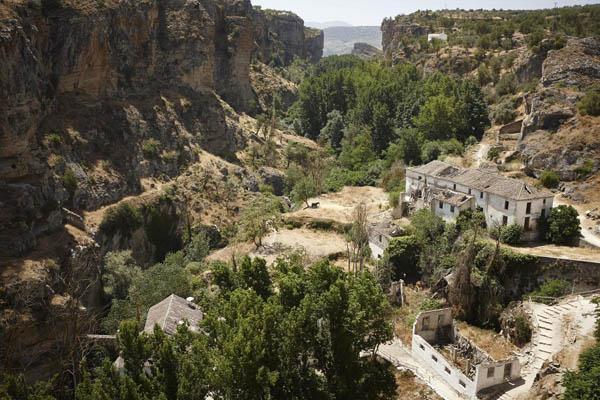 Tajos de Alhama de Granada. Foto: Mark Horn