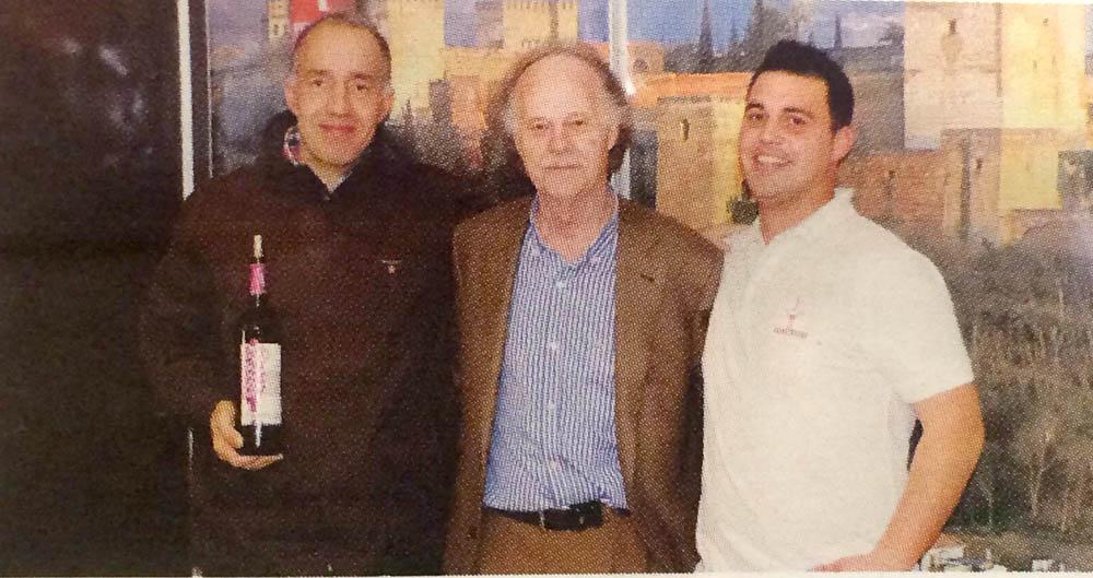 Muestra de vinos IDEAL 2014